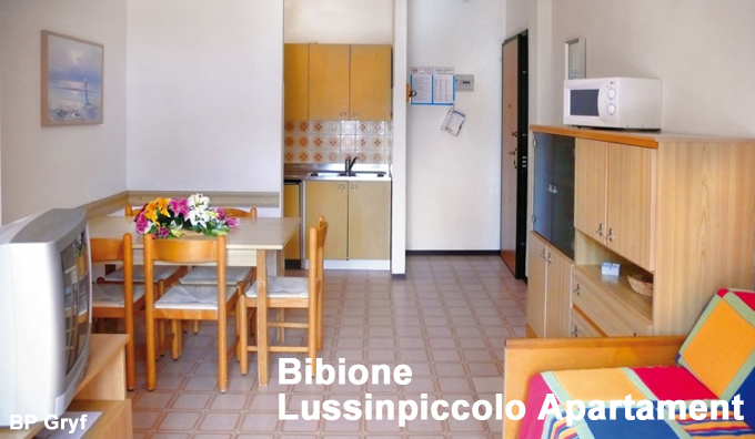 Bibione Lussinpiccolo Apartament